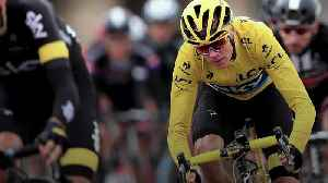 Chris Froome's wife: Please keep him in your thoughts [Video]