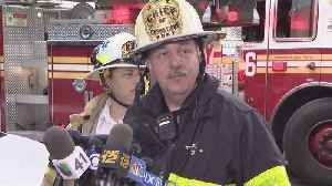 Web Extra: FDNY Update On Midwood Fire [Video]