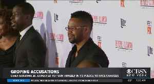 Cuba Gooding Jr. Expected To Surrender Today [Video]