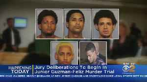 Jury Deliberations Today In 'Justice For Junior' Trial [Video]