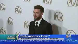 Trending: Justin Timberlake Named 'Contemporary Icon' [Video]