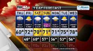 Claire's Forecast 6-13 [Video]