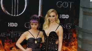 News video: Sophie Turner hid 'Game of Thrones' audition from parents