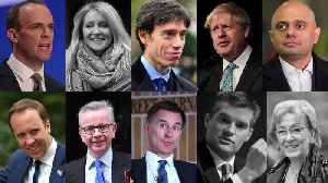 Tory leadership race: Who's left? [Video]