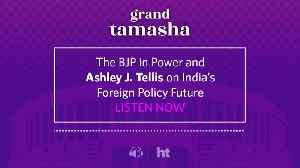 The BJP in Power and Ashley J. Tellis on India's Foreign Policy Future [Video]