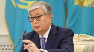 Exclusive: Kazakhstan's new president says some protesters detained 'by mistake' [Video]