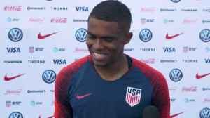 Cannon on his Gold Cup call-up: 'It's the opportunity of a lifetime' [Video]