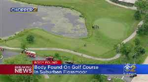 Body Found At Flossmoor Golf Course [Video]
