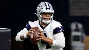 NFL Network's Nate Burleson: Why Dallas Cowboys quarterback Dak Prescott deserves to be one of the NFL's highest paid QBs [Video]