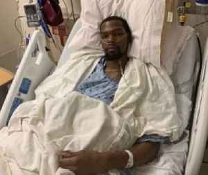 Kevin Durant Has Surgery for Ruptured Achilles [Video]