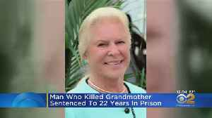 News video: 22 Years To Life For Man Who Bludgeoned 83-Year-Old Lois Colley To Death With Fire Extinguisher