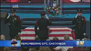 Remembering Officer A.J. Castaneda [Video]