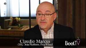 FreeWheel's Marcus: How Smart TV's Complement Cable Box Viewing Data [Video]