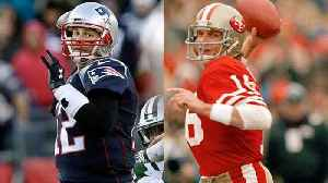 Which quarterback would you prefer for a final drive: Tom Brady or Joe Montana? [Video]