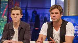 Chris Hemsworth 'made a call' to land Tom Holland Spider-Man role [Video]