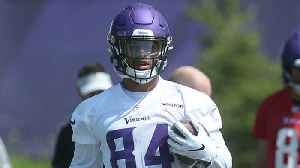 NFL Network's Tom Pelissero: Expect rookie tight end Irv Smith Jr. to be 'significant' part of Minnesota Vikings' offense despit [Video]