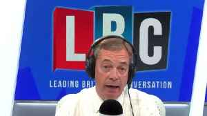 Nigel Farage Speaks To An Acid Attack Victim Following Comments [Video]