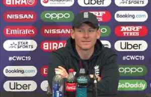 News video: England's Morgan says Jos Buttler fully fit for West Indies