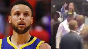 Steph Curry Calls Out Rude Raptors Fans Who ATTACKED His Mom! [Video]