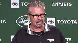 New York Jets defensive coordinator Gregg Williams describes his first conversation with safety Jamal Adams [Video]