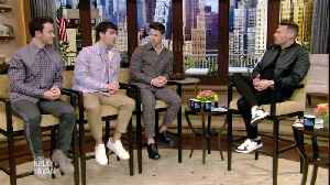 News video: The Jonas Brothers Are Going Back on Tour