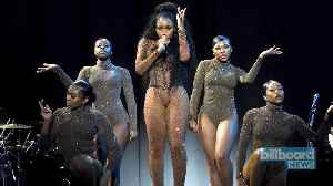Normani Was Absent From Sold-Out Sweetener Tour Date Due to Doctor's Orders | Billboard News [Video]