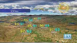 Afternoon Forecast - June 13, 2019 [Video]