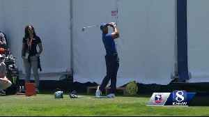 News video: US Open at Pebble Beach: Day 1 tees off with all eyes on Tiger, Keopka