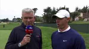 McIlroy pleased with 68 [Video]