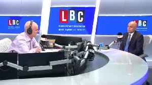Sajid Javid Tells LBC His First Reaction To The Grenfell Tower Fire [Video]
