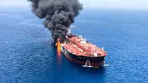 Oil Prices Surge After Reports Of Tanker Attack [Video]
