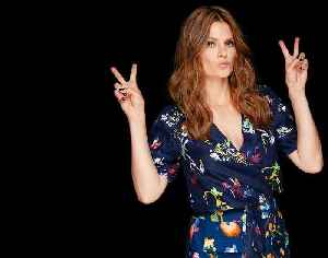 Stana Katic Talks About 'Absentia' & Its Second Season [Video]