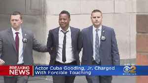 Cuba Gooding Jr. Arrested For Groping Allegations [Video]