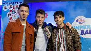 Jonas Brothers Reveal Crazy Moments Of Joe Jonas' Bachelor Party [Video]