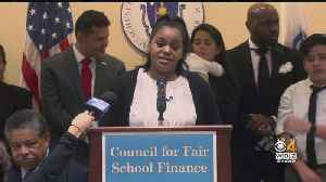 Eye on Education: Lawsuit Challenges State's Education Funding System [Video]