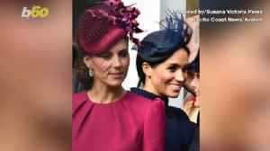 Meghan Markle and Kate Middleton Had a 'Real Moment of Continuity' At the Queen's Recent Birthday [Video]