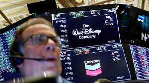Disney Shares Spike By 4 Percent [Video]