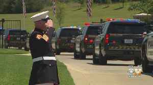 In Their Own Words: Community Pays Respects To Fallen Officer A.J. Castaneda [Video]