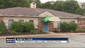 Parents want to know why state suspended license of Hour Kidz Child Care [Video]