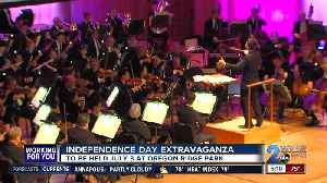 'Independence Day Extravaganza' to feature free concert with Baltimore Symphony musicians [Video]