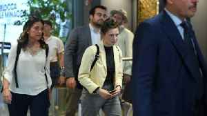 News video: Amanda Knox Appears In Italy For The First Time Since Being Released From Prison