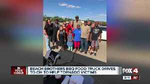 Cape Coral food truck owners help tornado victims in Ohio [Video]