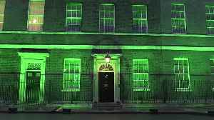 Number 10 turns green two years on from Grenfell fire [Video]
