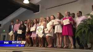 Rotary Club of Pascagoula Scholarship [Video]