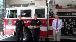 MEDFORD FIRE CHIEF ANNOUNCES HIS COMING RETIREMENT [Video]