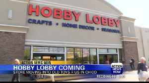 Hobby Lobby location coming to Chico [Video]