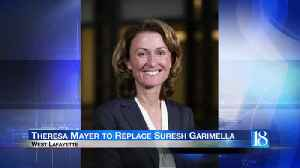 Mayer to replace Garimella as Purdue's Executive VP for Research [Video]
