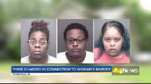 Three Women Charged [Video]