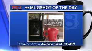 Mug shot of the day - 6/13/19 - Andrea from Holmen [Video]