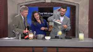 Mixologist Franz Zuber Shares Cocktail Secrets at West Village Thurs. June 13th, 4:30 to 7:00pm [Video]